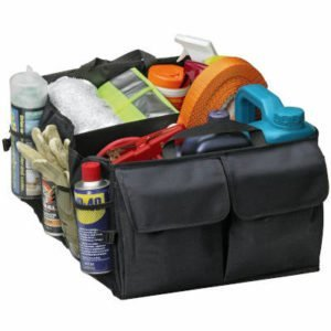 Boot Organiser – Waterproof Large (4×4 and SUV)