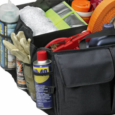 Boot Organiser with Waterproof Lining