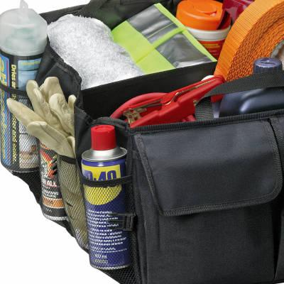 Boot Organiser with Waterproof Lining