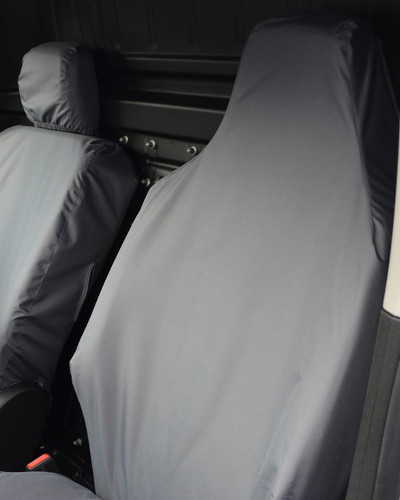 Citroen Berlingo Seat Covers for Integrated Headrest