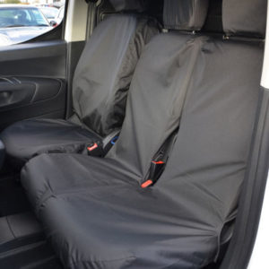 Citroen Berlingo Seat Covers – 3 Front Seats (2018 on)