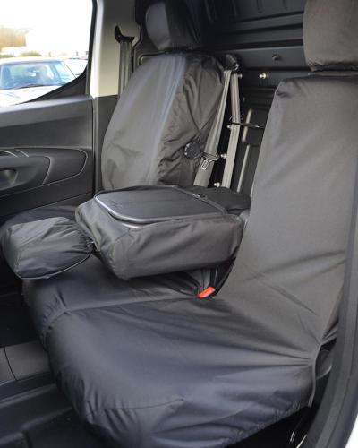 Citroen Berlingo Van Double Seat Covers