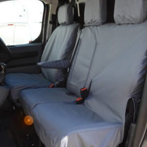 Citroen Dispatch Seat Covers – Tailored Double (2016 on)