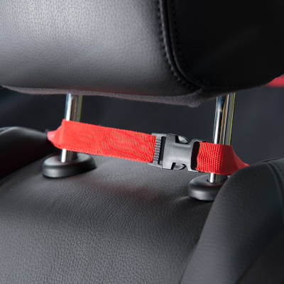 Dog Seat Protector Headrest Straps