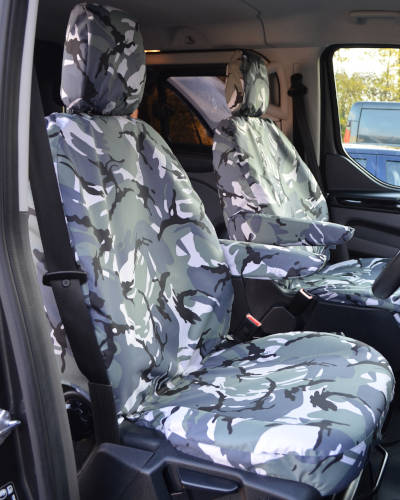 Ford Transit Custom Seat Cover - Single