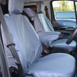 Ford Transit Custom Seat Covers – Front Single