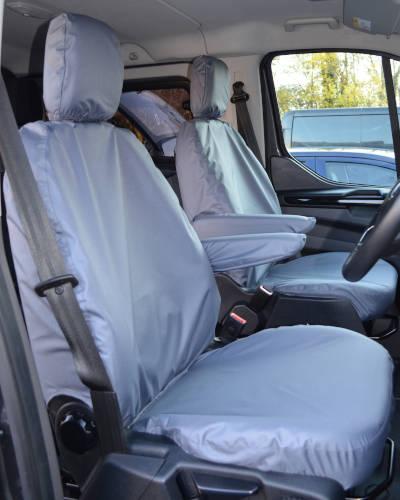 ford transit custom single passenger seat)