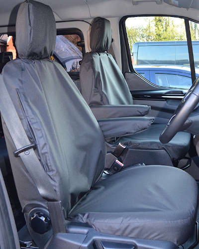 Ford Transit Drivers Seat Cover