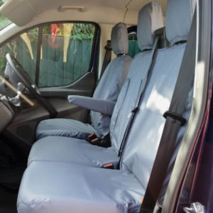 Ford Transit Seat Covers – Tailored Dual Set (2014 on)
