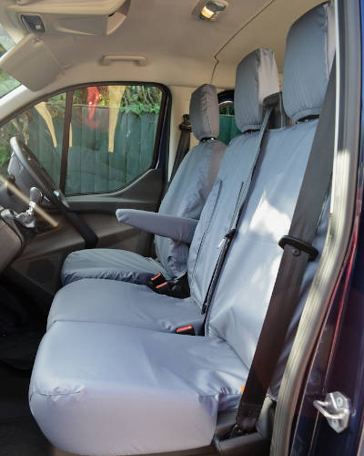 Ford Transit Front Seat Covers