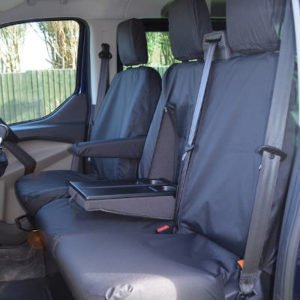 Ford Transit Seat Covers – Tailored Front Set (2014 on)