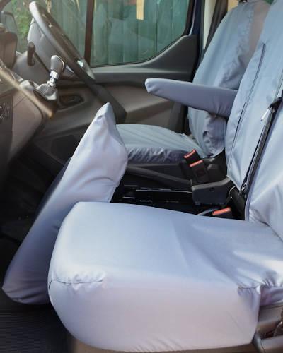 Ford Transit Tilt Forward Seat Covers