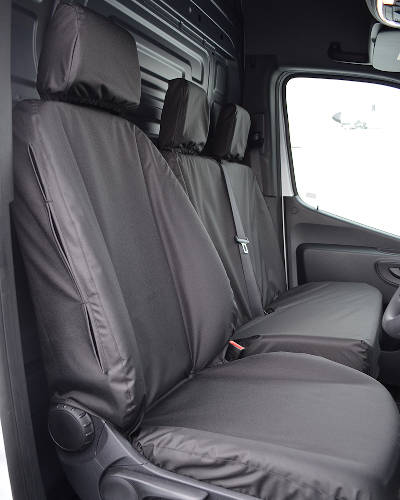 Mercedes-Benz Sprinter Seat Covers