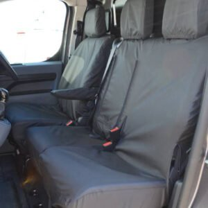 Peugeot Expert Seat Covers – Tailored Front Set (2016 on)