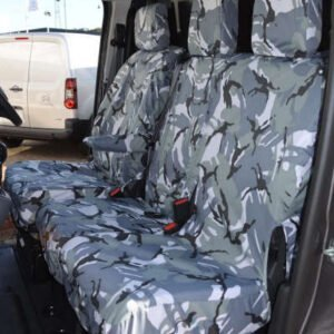 Peugeot Expert Seat Covers – Tailored Double Set (2016 on)