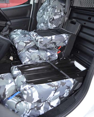 Peugeot Partner Multi-Flex Seat Covers