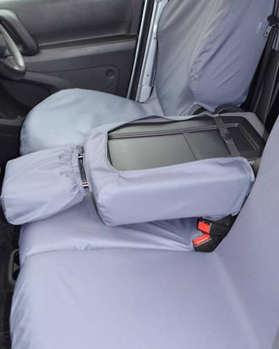 Peugeot Partner Seat Covers - Modular Folding Seat