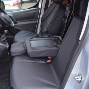 Peugeot Partner Seat Covers – 3 Front Seats (2018 on)