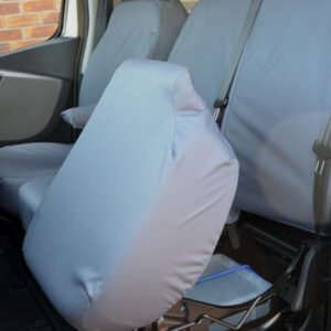 Renault Trafic Seat Covers – Tailored Front Set (2014 on)