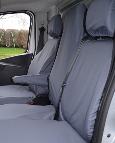 Renault Trafic Seat Covers UK