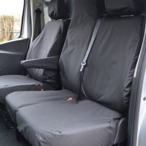 Renault Trafic Seat Covers – For Mobile Office (2014 on)