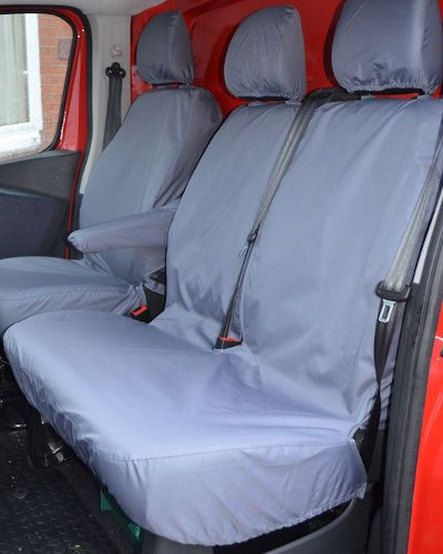 Renault Trafic Van Bench Seat Covers