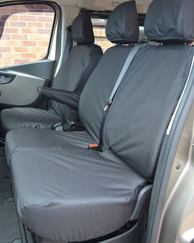 Renault Trafic Van Seat Covers UK