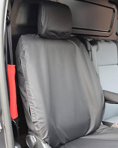 Vauxhall Vivaro Front Seat Cover