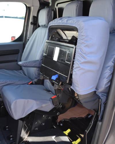 Vauxhall Vivaro Seat Covers - FlexCargo