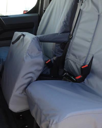 Vauxhall Vivaro Seat Covers - Tailored