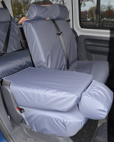 VW Caddy 2nd Row Seat Covers