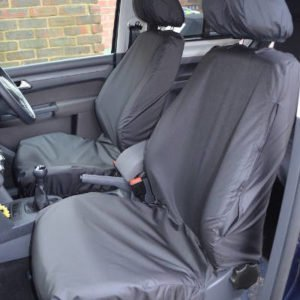 VW Caddy Seat Covers – Tailored Front (2004 on)