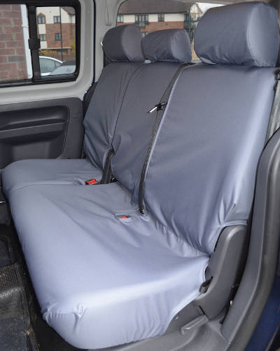 VW Caddy Rear Seat Covers