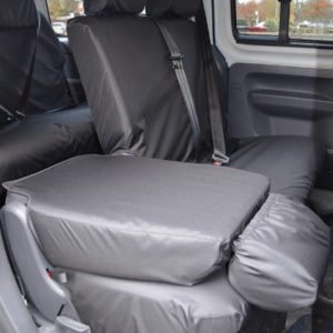 VW Caddy Seat Covers – Tailored Rear (2004 to 2020)