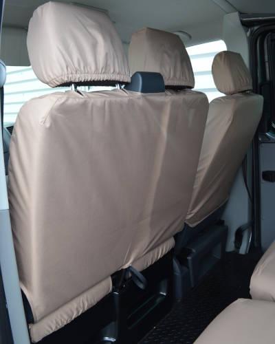VW Transporter Passenger Seat Covers
