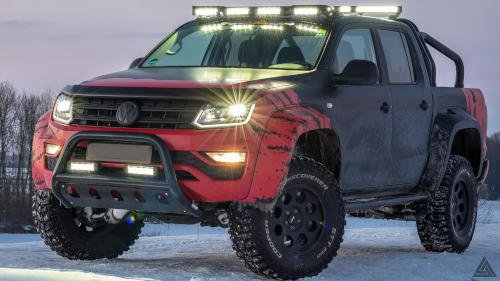 Pickup Truck Accessories - VW Amarok