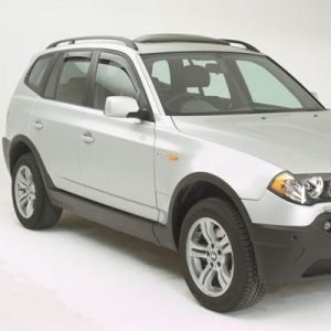 BMW X3 Wind Deflectors (2003 to Present)