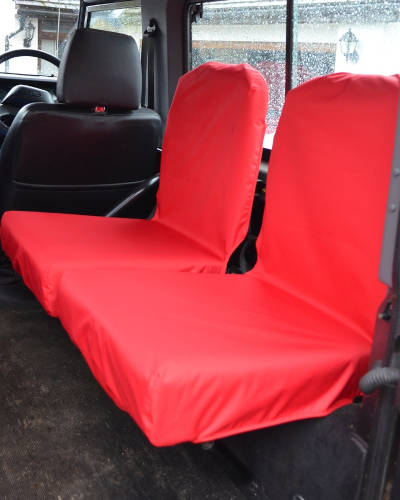 Defender 90 Inward Facing Seat Covers