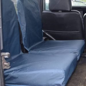 Land Rover Defender Inward Facing Seat Covers (1983-2007)