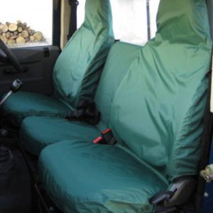 Land Rover Defender Front Seat Covers (1983-2007)