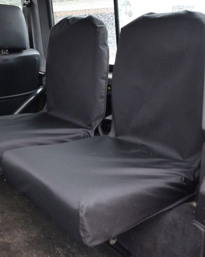 Defender Tailored Inward Facing Seat Covers