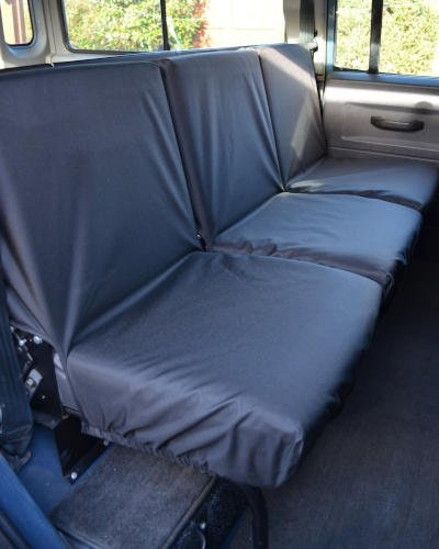 Defender Triple Bench Seat Covers