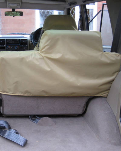 Discovery 1 Rear Seat Covers