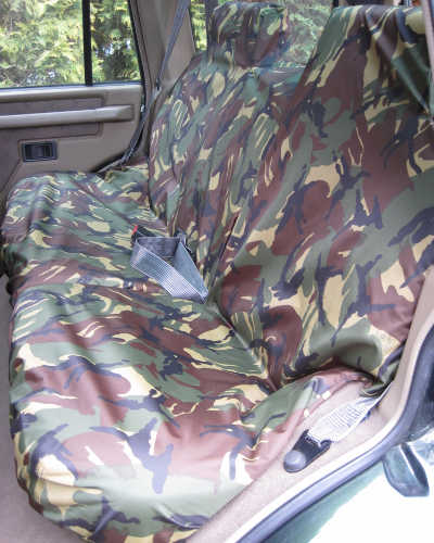 Discovery 1 Camouflage Seat Covers
