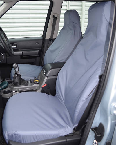 Discovery 3 Front Seat Covers