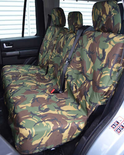 Discovery 3 Seat Covers 2nd Row