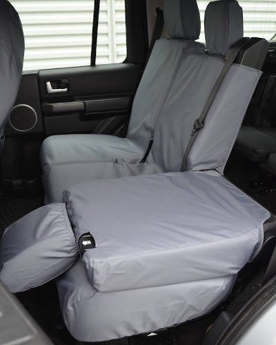 Discovery 3 Seat Covers Back