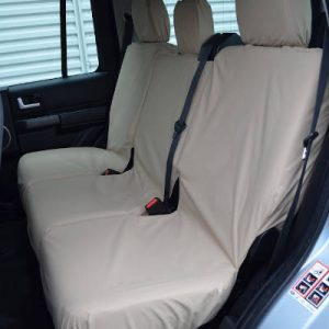 Land Rover Discovery 3-4 Rear Seat Covers (2004-2016)