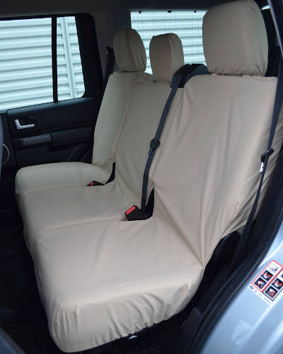 Discovery 4 Beige Seat Covers