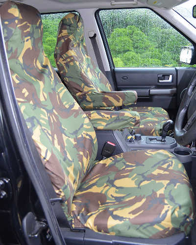 Discovery 4 Seat Covers